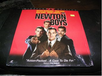 The Newton boys - AC-3- Special Widescreen edition  2st  Laserdisc