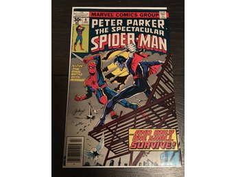 The Spectacular spider-man #8 FN-VF