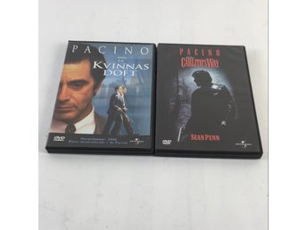 DVD VIDEO, DVD-Film, 2 st, Pacino