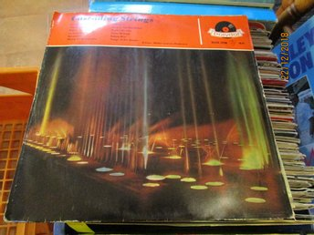 WERNER MÖLLER & HIS ORCHESTRA - CASCADING STRINGS - LP