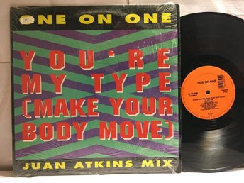 ONE ON ONE - YOU´RE MY TYPE (MAKE YOUR BODY MOVE)