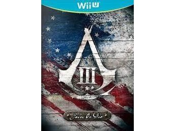 assassins creed 3 Join or Die Edition Wii U - Vårgårda - assassins creed 3 Join or Die Edition Wii U - Vårgårda