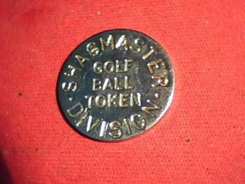 Golf Ball Token Onex