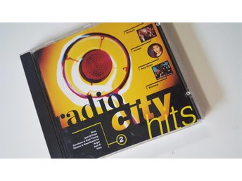 radio city hits - 2 !  fin cd
