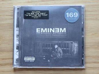 Eminem - The Marshall Mathers LP, CD