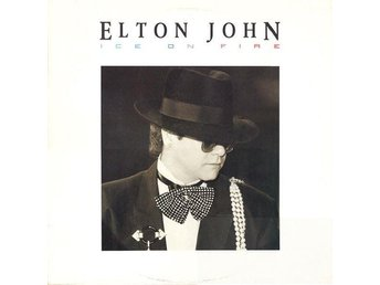 Elton John - Ice On Fire (LP, vinyl)