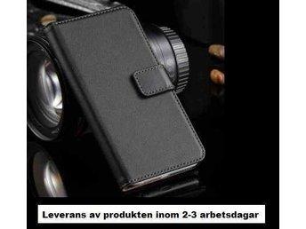 iPhone 6 Plus & iPhone 6s Plus Läder fodral med ställ funktion - Sundbyberg - iPhone 6 Plus & iPhone 6s Plus Läder fodral med ställ funktion - Sundbyberg