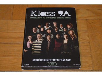 Klass 9A - 4-Disc - DVD