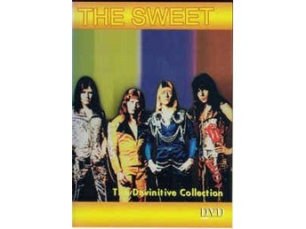 the sweet definitive collection musik dvd