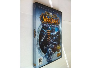 PC: World of Warcraft - Wrath of the Lich king (Expansion)