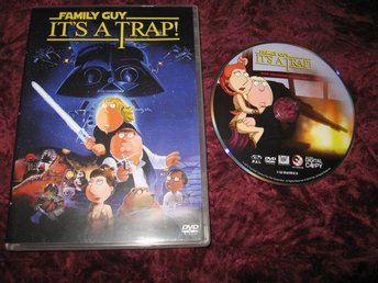 FAMILY GUY IT'S A TRAP DVD