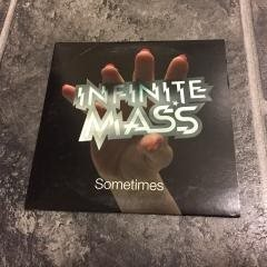 INFINITE MASS - SOMETIMES. (CDs)