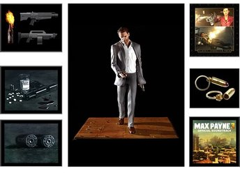 Max Payne 3 Special Collector's Edition (Ny)
