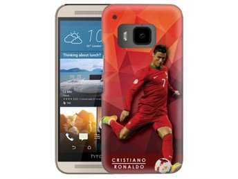 HTC One M9 Skal Christiano Ronaldo