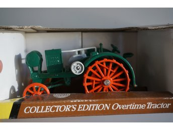 John Deere Over Time Traktorn Ertl