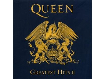 Queen: Greatest hits II 1981-91 (2011/Rem) (CD)