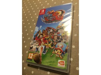 One Piece Unlimited World Red NYTT