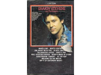 Shakin´Stevens and The Sunders