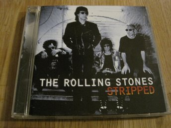 ROLLING STONES - STRIPPED, CD