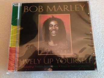 CD  Bob Marley Lively up Yourself