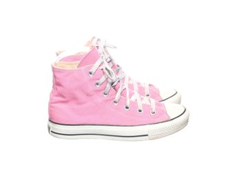 Converse, Sneakers, Strl: 37.5, All Star, Rosa