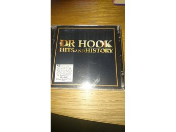 Dr Hook - Hits and history CD/dvd