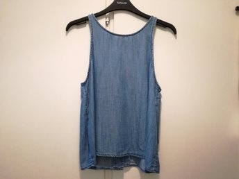 TOPP AMERICAN EAGLE LYOCELL DENIM KOST 400KR FYNDA conscious exclusive trend hm