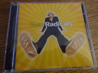 New Radicals Maybe you've been brainwashed too CD mycket fint skick