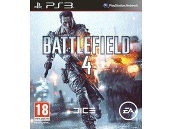 Battlefield 4 (PS3) *NYTT & INPLASTAT* - Sibbo - Battlefield 4 (PS3) *NYTT & INPLASTAT* - Sibbo