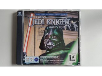 Star Wars Jedi Knight Dark Forces CD Spel