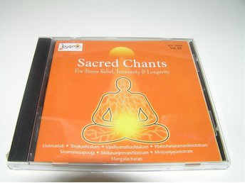 Sacred Chants - Meditation - Indien
