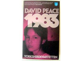 1983 David Peace Yorkshirekvartetten - Järfälla - 1983 David Peace Yorkshirekvartetten - Järfälla