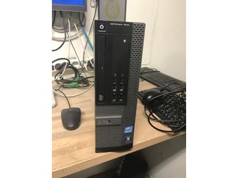 Dell Optiplex 7010 SFF ,Intel G640 @ 2.80 Ghz, 8 Gb Ram, 250 Gb HD, Win 7 Pro