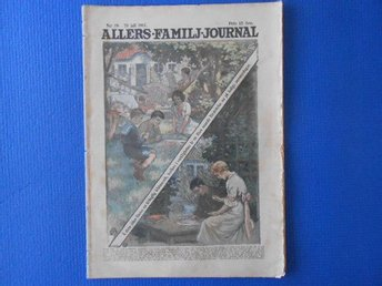 Allers Familj-Journal nr 29 1917