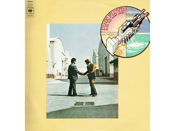 PINK FLOYD - WISH YOU WERE HERE (ISRAEL PRESS, VERY RARE!) LP