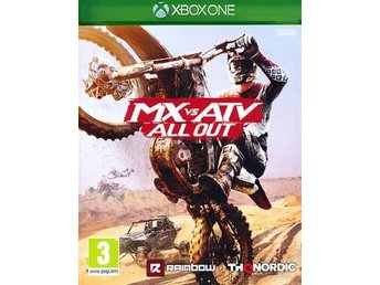 MX vs ATV All Out (XBOXONE)