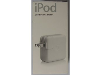 iPOD, iPOD laddare, iPOD power adapter