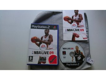 NBA Live 09 - Playstation 2