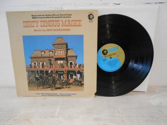 O.S.T. - Dirty Dingus Magee US Orig-70 !!!!!