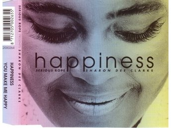 Serious Rope Featuring Sharon Dee Clarke - Happiness