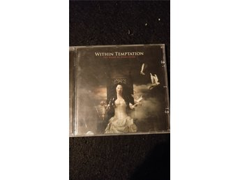 Within Temptation - The Heart Of Everything CD med tjej som skriker mycket.