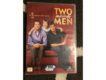 Two and a half men säsong 1 DVD-box