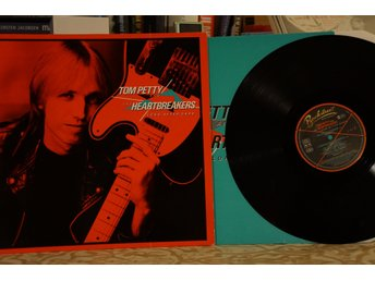 TOM PETTY AND THE HEARTBREAKERS - LONG AFTER DARK EU 1982 + INNERSLEEVE