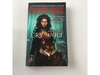 Bok, Cry Wolf, Patricia Briggs, Pocket, ISBN: 9780441016150, 2008