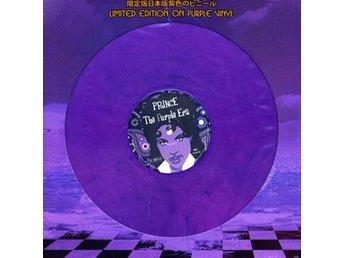 Prince - Purple Rain Lp (345148655) ᐈ Köp på Tradera