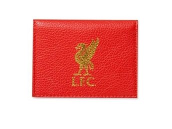 Liverpool skinnplånbok mini Liverbird Red