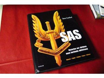 SAS,SAS ELITFÖRBAND,STEVE CRAWFORD,FORUM,WHO DARES WINS,MILITÄRT - Upplands-väsby - SAS,SAS ELITFÖRBAND,STEVE CRAWFORD,FORUM,WHO DARES WINS,MILITÄRT - Upplands-väsby