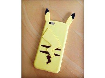 Mobilskal Pokemon GO Iphone 6/6S - Tavelsjö - Mobilskal Pokemon GO Iphone 6/6S - Tavelsjö
