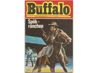 Buffalo Bill 1970 Nr 4 FN/VF - Vikingstad - Buffalo Bill 1970 Nr 4 FN/VF - Vikingstad