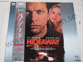 HIDEAWAY - WIDESCREEN JAPAN LD